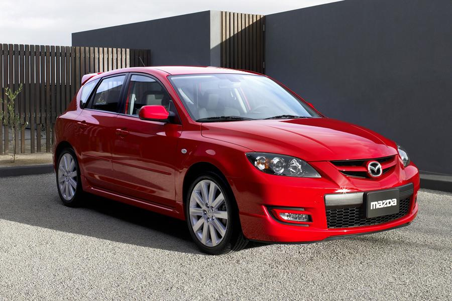 Mazda Speed 3 >> 2008 Mazda Mazdaspeed3 Overview Cars Com