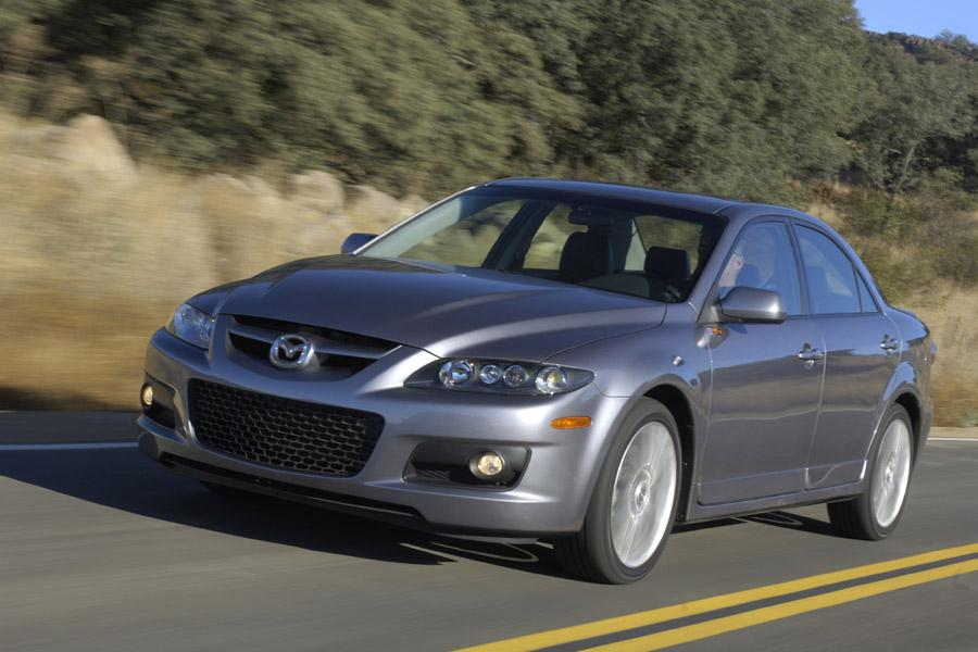 2008 Mazda Mazdaspeed6 Specs Pictures Trims Colors