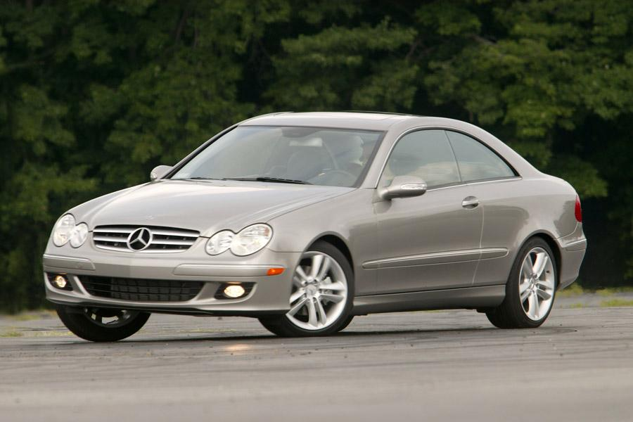 2008 Mercedes-Benz CLK-Class Photo 3 of 11