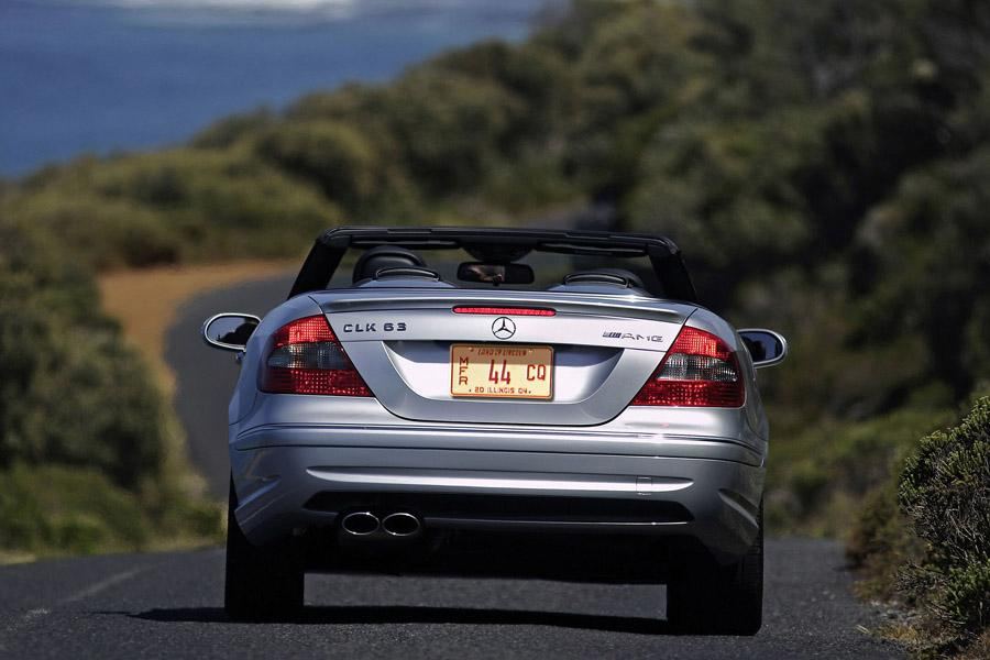 2008 Mercedes-Benz CLK-Class Photo 5 of 11
