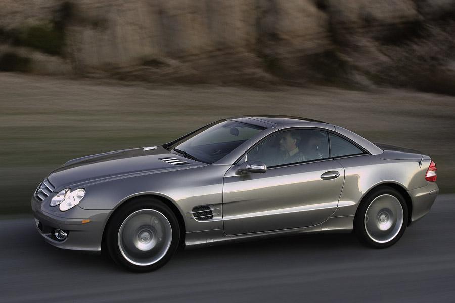 2008 mercedes benz sl class overview for 2008 mercedes benz sl class
