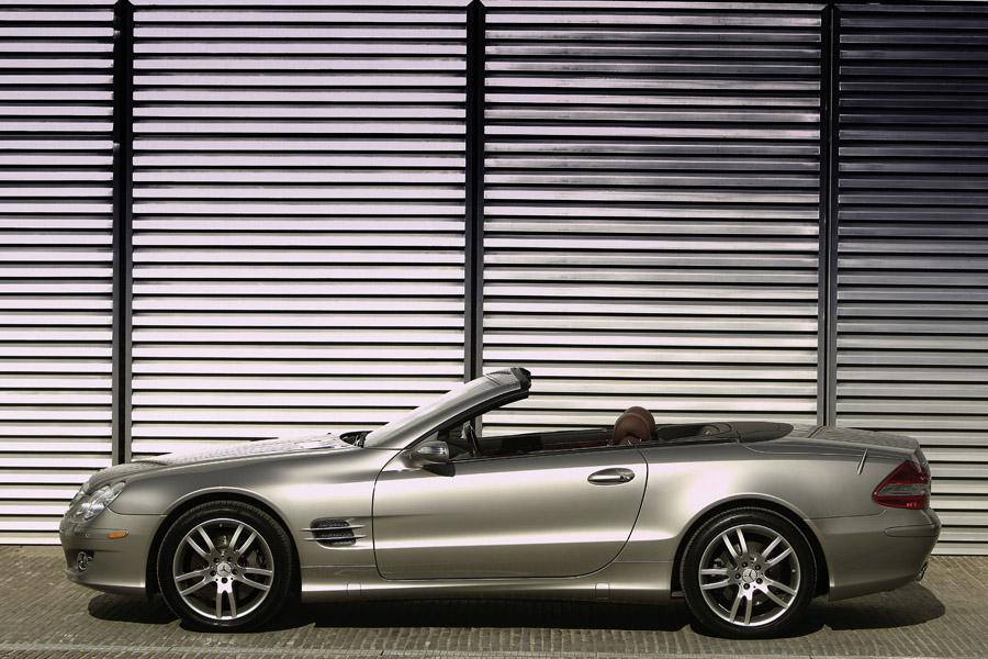 2008 Mercedes-Benz SL-Class Photo 3 of 10