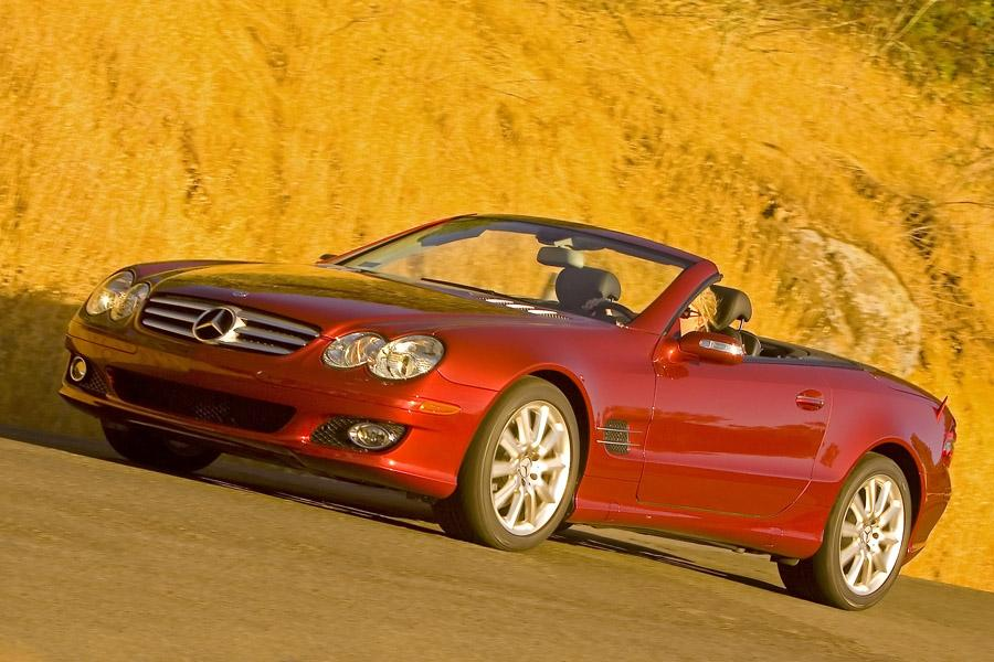 2008 Mercedes-Benz SL-Class Photo 5 of 10