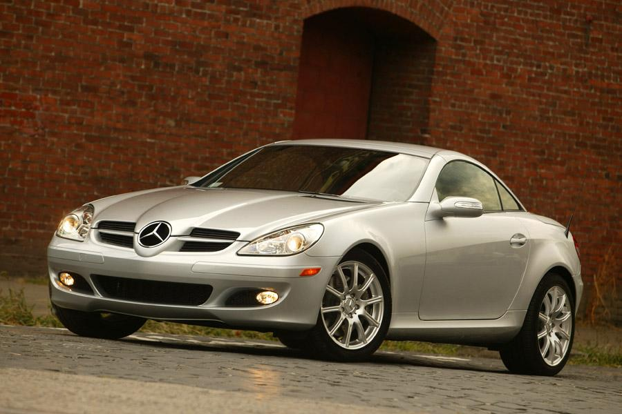 Mercedes Roadside Assistance >> 2008 Mercedes-Benz SLK-Class Reviews, Specs and Prices ...