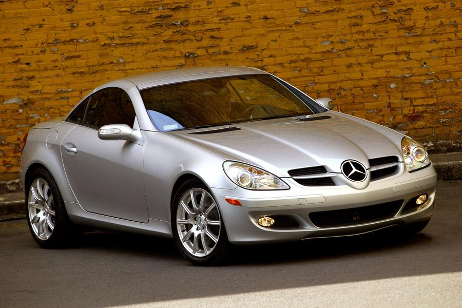 2008 mercedes benz slk class overview