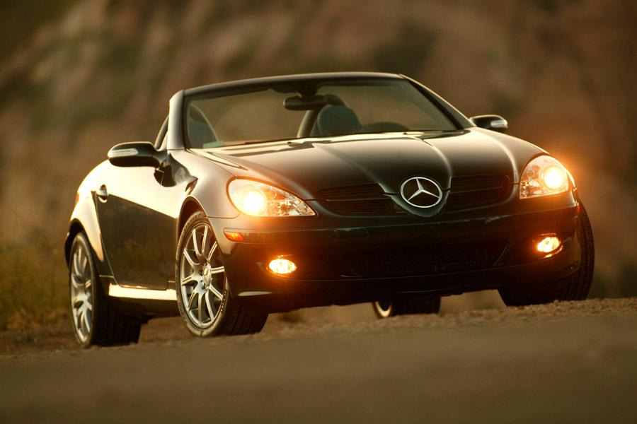 2008 Mercedes-Benz SLK-Class Photo 3 of 12