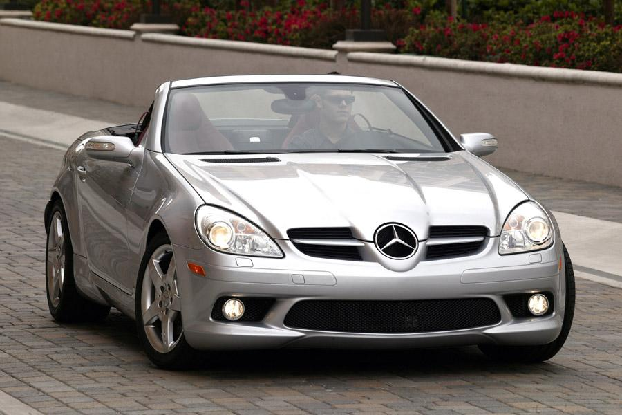 2008 Mercedes-Benz SLK-Class Photo 5 of 12
