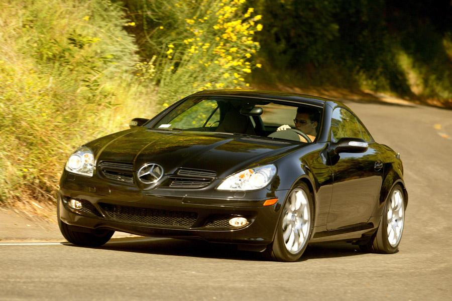 2008 Mercedes-Benz SLK-Class Photo 6 of 12