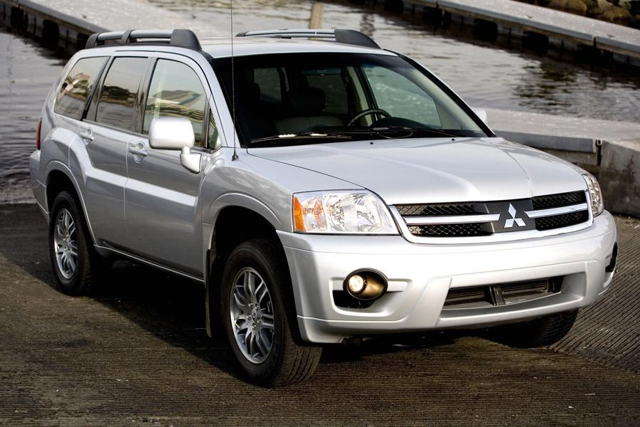 2008 Mitsubishi Endeavor Overview Cars Com
