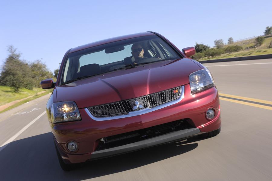 2008 Mitsubishi Galant Photo 4 of 8
