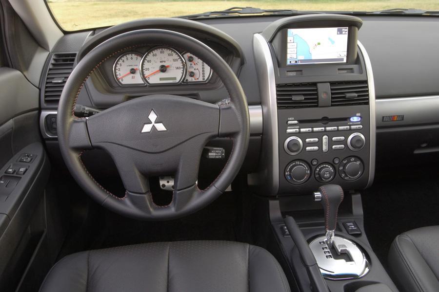 2008 Mitsubishi Galant Photo 5 of 8