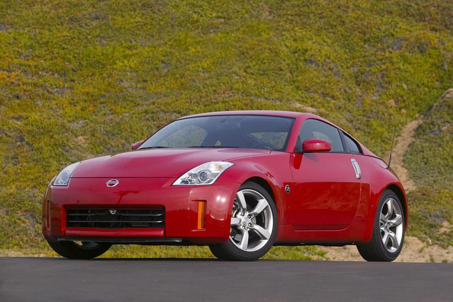 2008 Nissan 350Z Photo 1 of 9