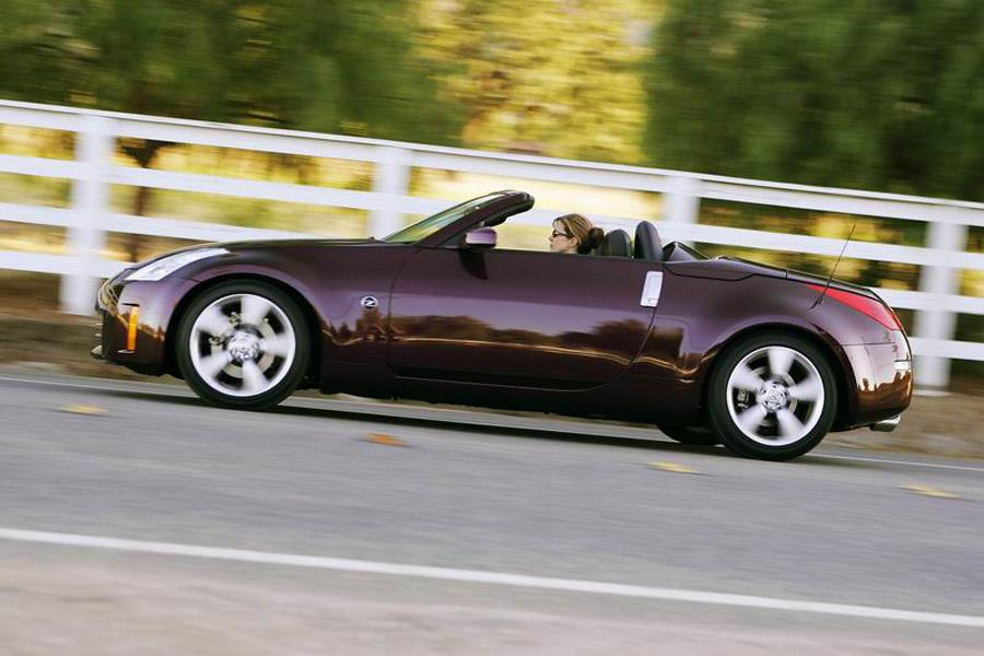 2008 Nissan 350Z Photo 3 of 9
