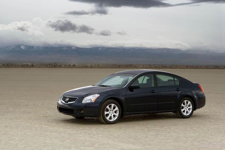 2008 Nissan Maxima Photo 1 of 9