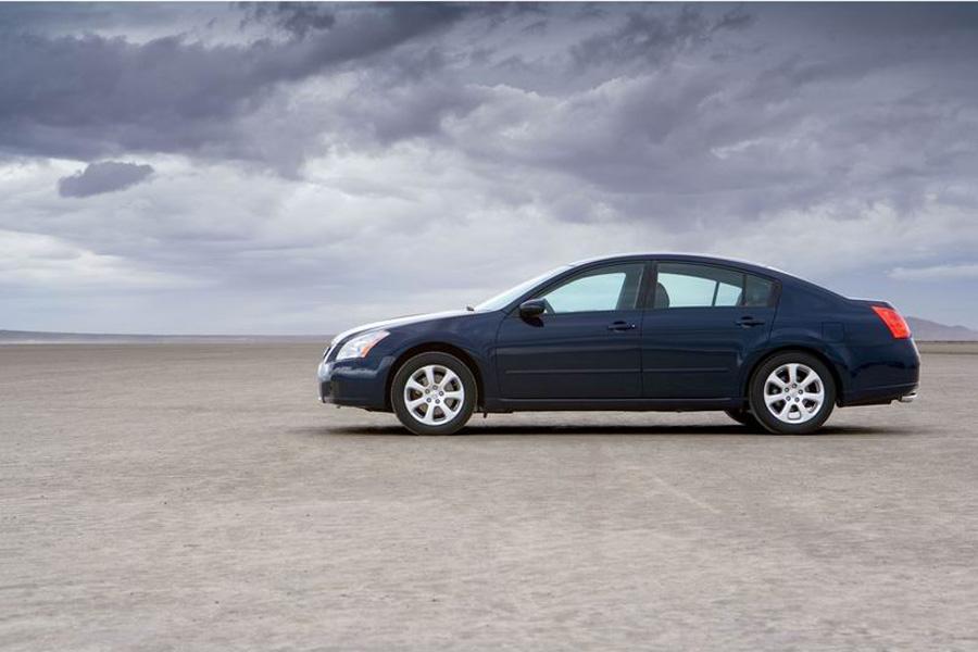 2008 Nissan Maxima Photo 3 of 9