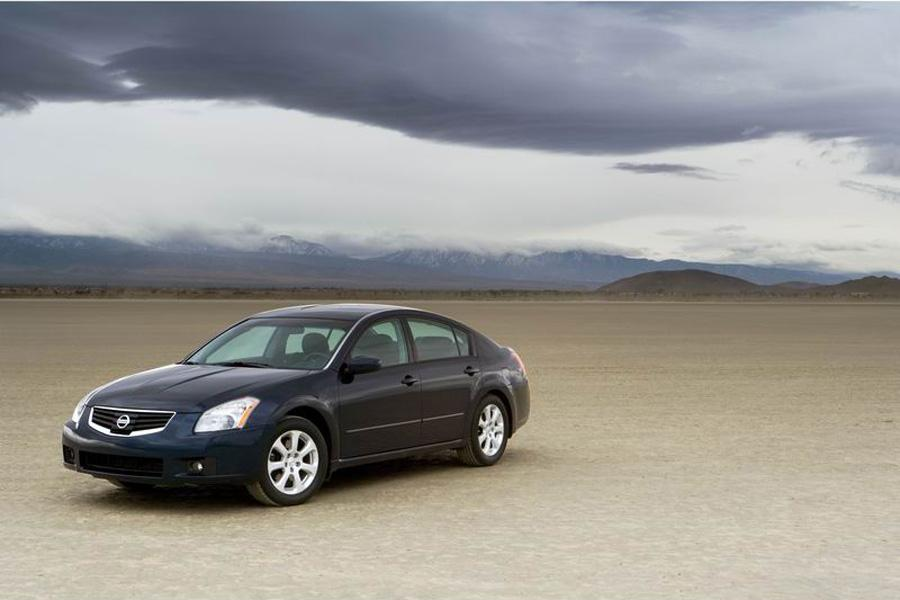2008 Nissan Maxima Photo 4 of 9