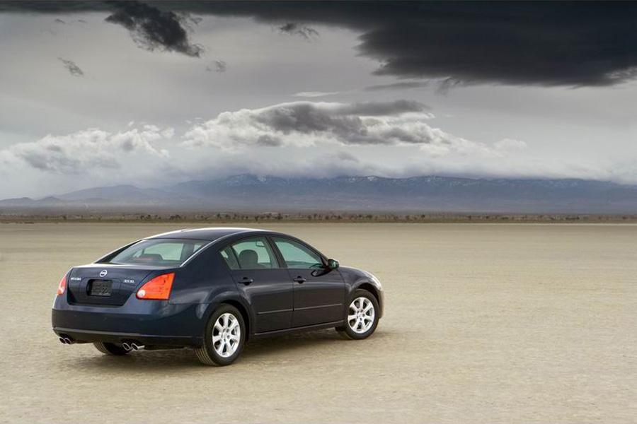 2008 Nissan Maxima Photo 5 of 9