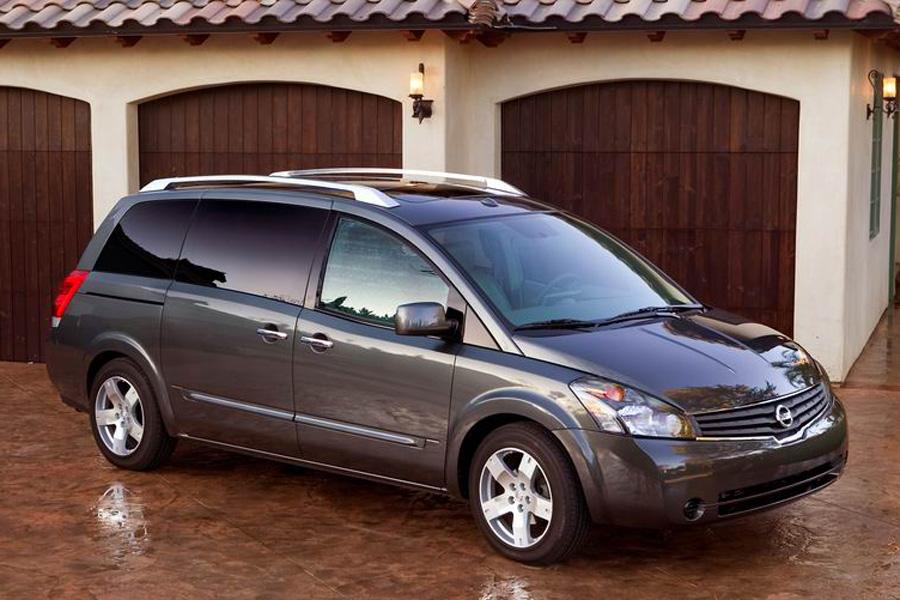 2008 Nissan Quest Photo 2 of 8