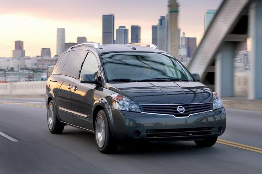 2008 Nissan Quest Photo 4 of 8