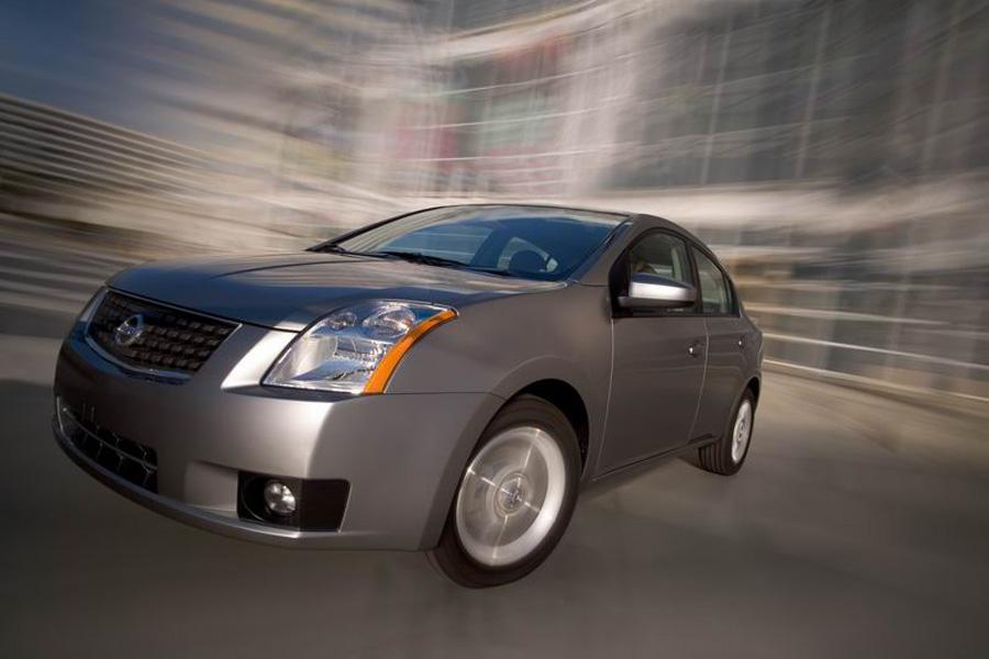 2008 Nissan Sentra Photo 1 of 8