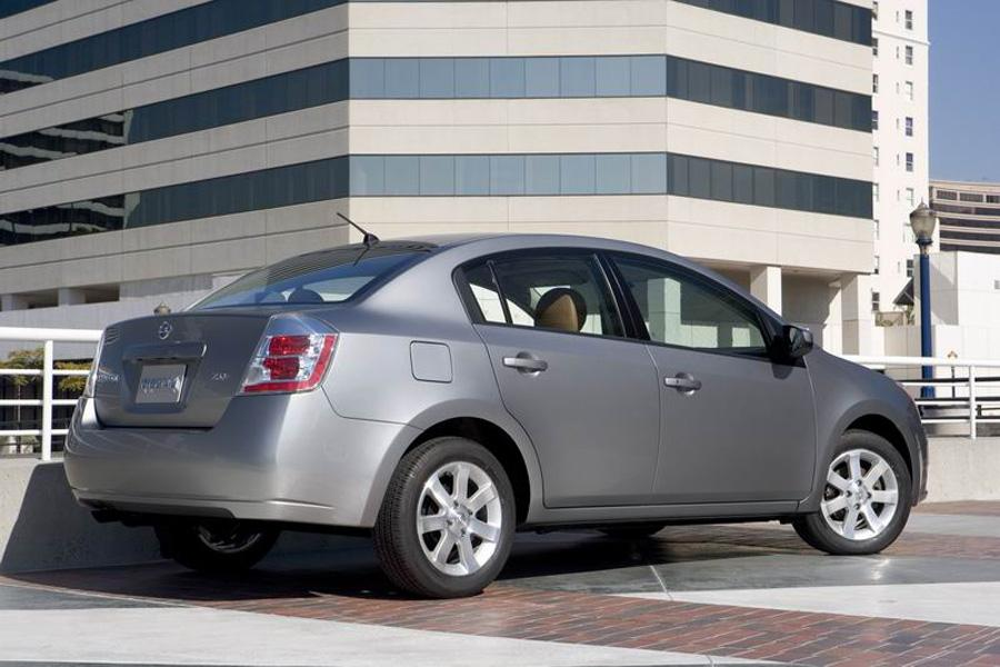 2008 Nissan Sentra Photo 3 of 8