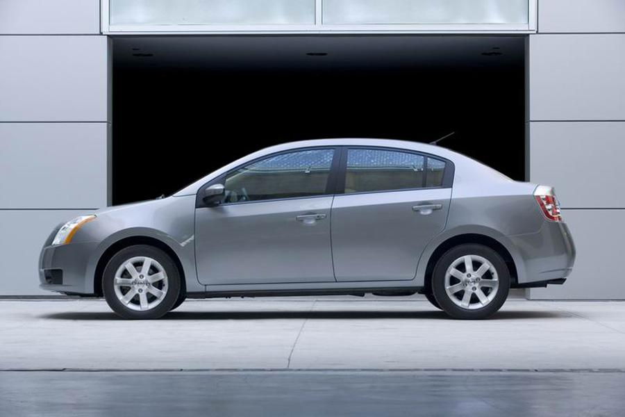 2008 Nissan Sentra Photo 4 of 8