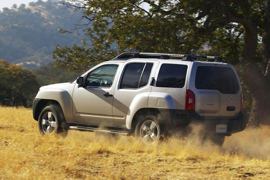 Service Manual How To Fix Cars 2008 Nissan Xterra