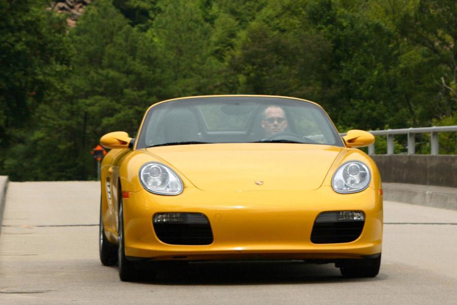 2008 Porsche Boxster Photo 3 of 10