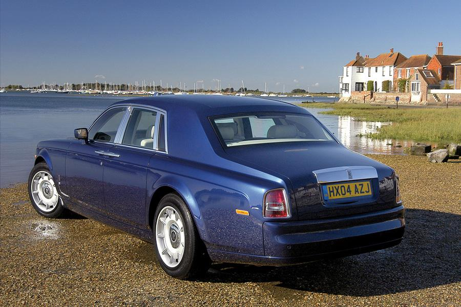 2008 Rolls-Royce Phantom VI Photo 2 of 7