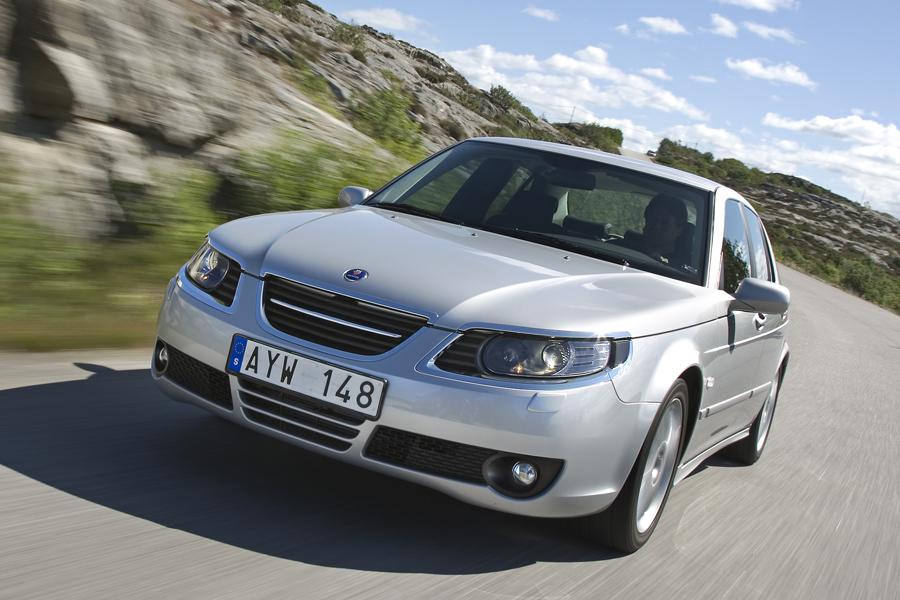 2008 Saab 9-5 Photo 3 of 8