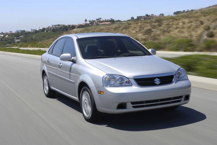 suzuki forenza sedan models, price, specs, reviews | cars