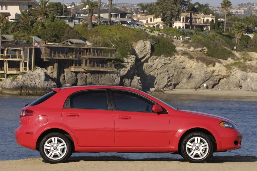 2008 Suzuki Reno Photo 5 of 6
