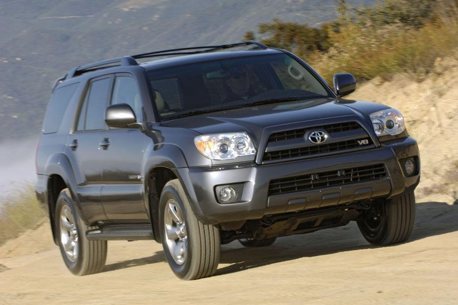 2008 Toyota 4Runner Photo 2 of 10