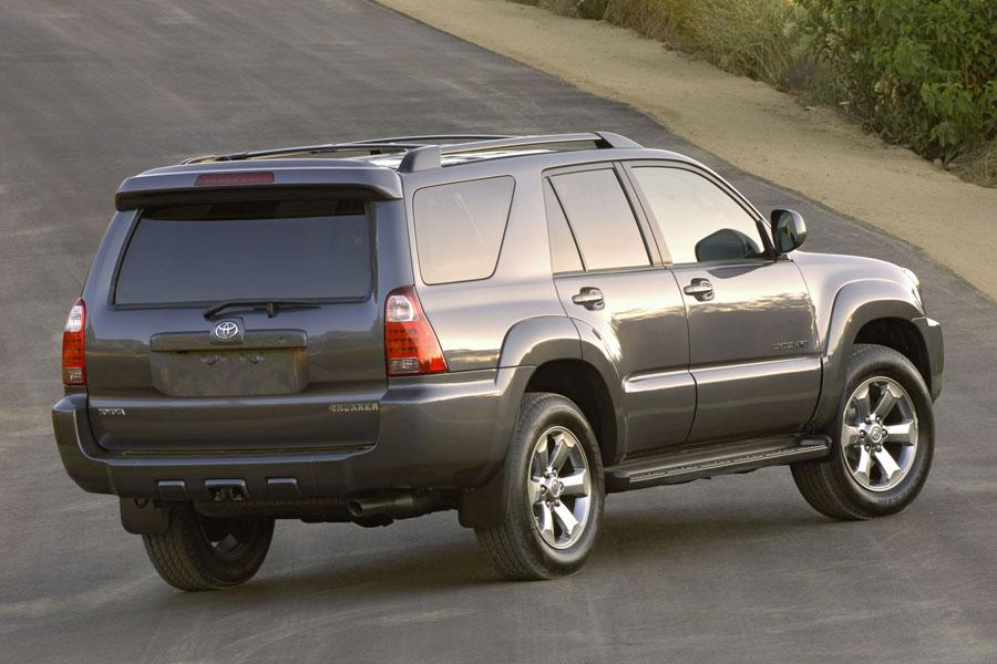 2008 Toyota 4Runner Photo 6 of 10
