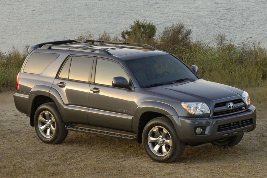 Toyota Four Runner For Sale >> 2008 Toyota 4Runner Reviews, Specs and Prices | Cars.com
