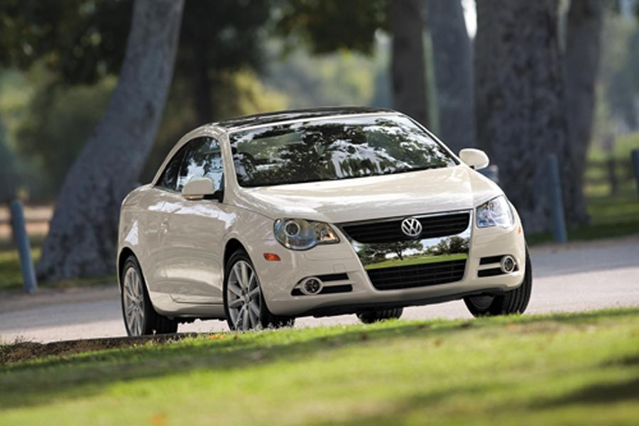 2008 Volkswagen Eos Photo 5 of 9