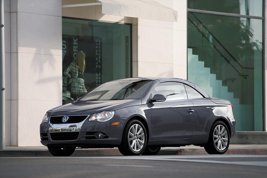 2008 Volkswagen Eos Photo 6 of 9