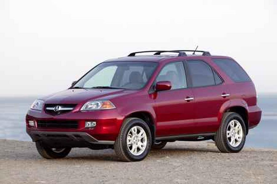 2004 Acura MDX Photo 3 of 4
