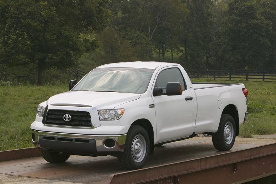 2008 Toyota Tundra Photo 1 of 9