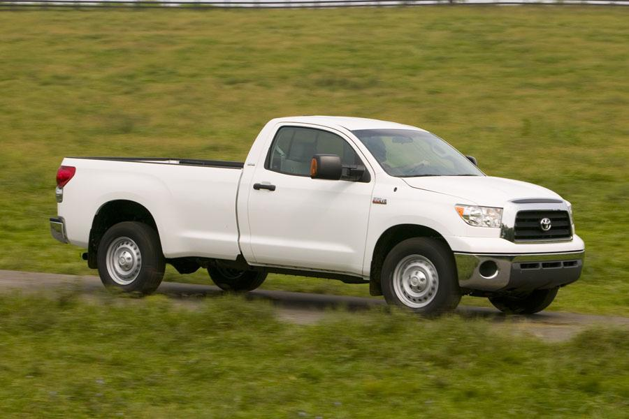 2008 Toyota Tundra Photo 4 of 9