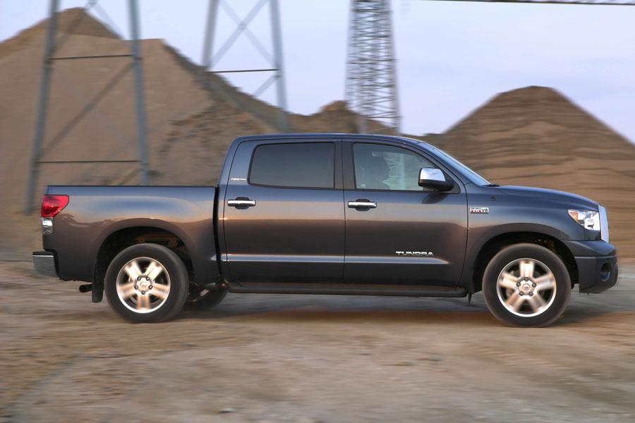 2008 Toyota Tundra Photo 5 of 9