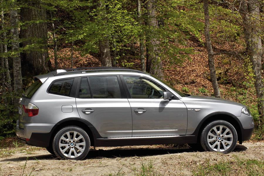 2008 Bmw X3 Overview Cars Com