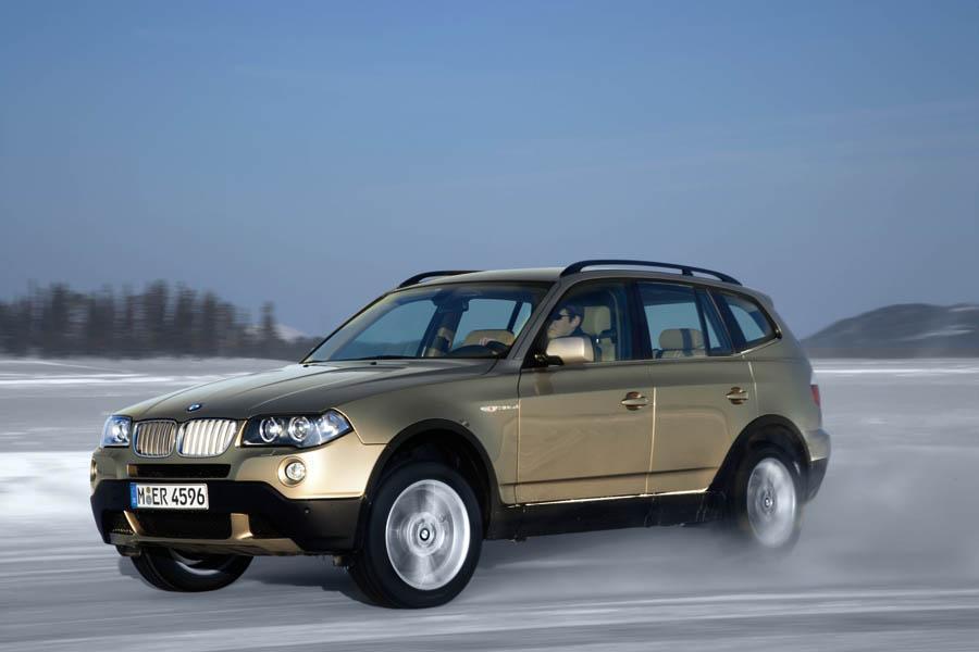 2008 BMW X3 Photo 4 of 8