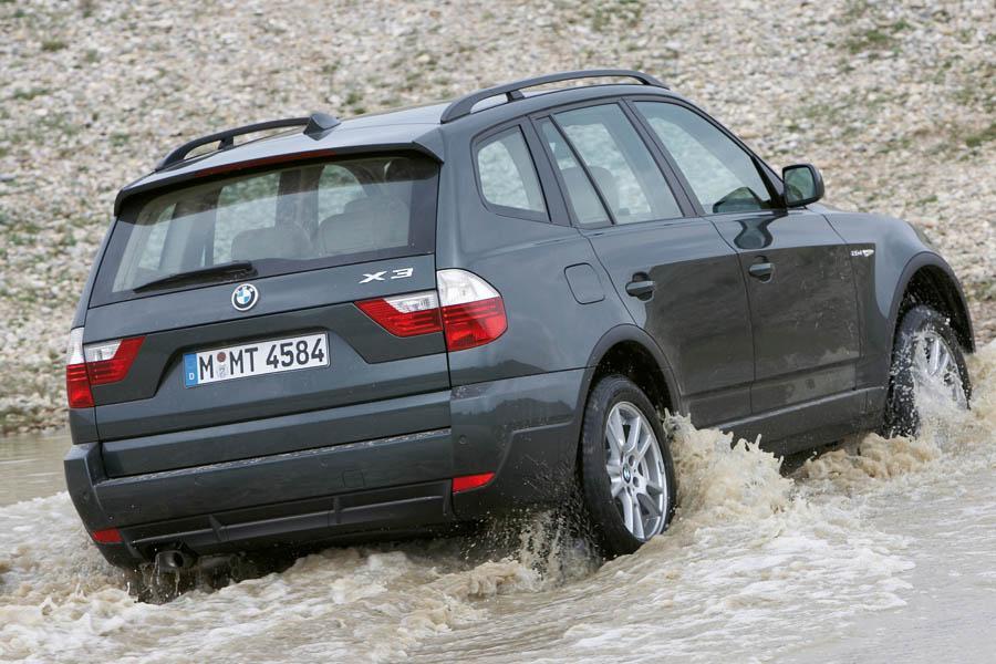 2008 BMW X3 Photo 6 of 8