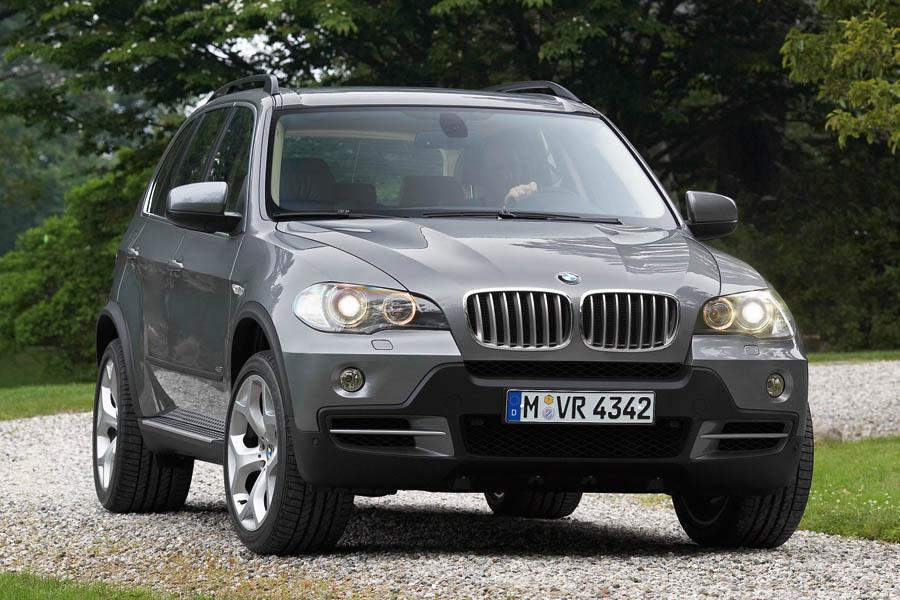 2008 Bmw X5 Overview Cars Com