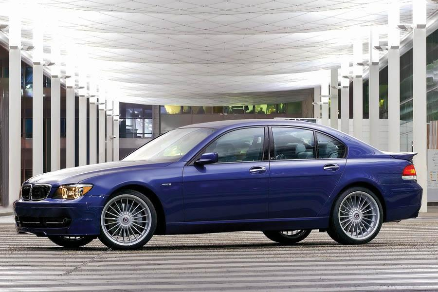 2008 BMW ALPINA B7 Photo 3 Of 10