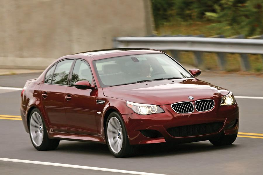 2008 BMW M5 Photo 3 of 15