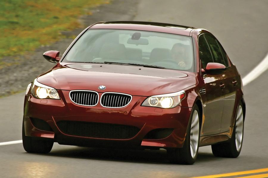 2008 BMW M5 Photo 4 of 15