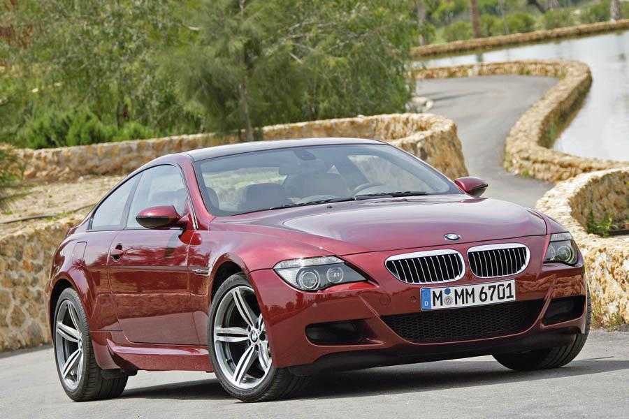 2008 bmw m6 overview. Black Bedroom Furniture Sets. Home Design Ideas