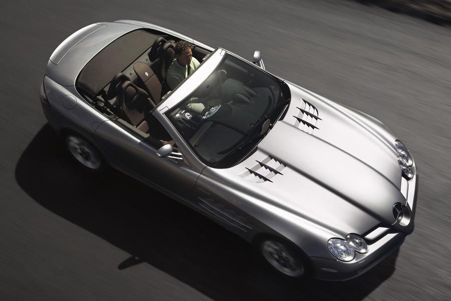 2008 Mercedes-Benz SLR McLaren Photo 6 of 10